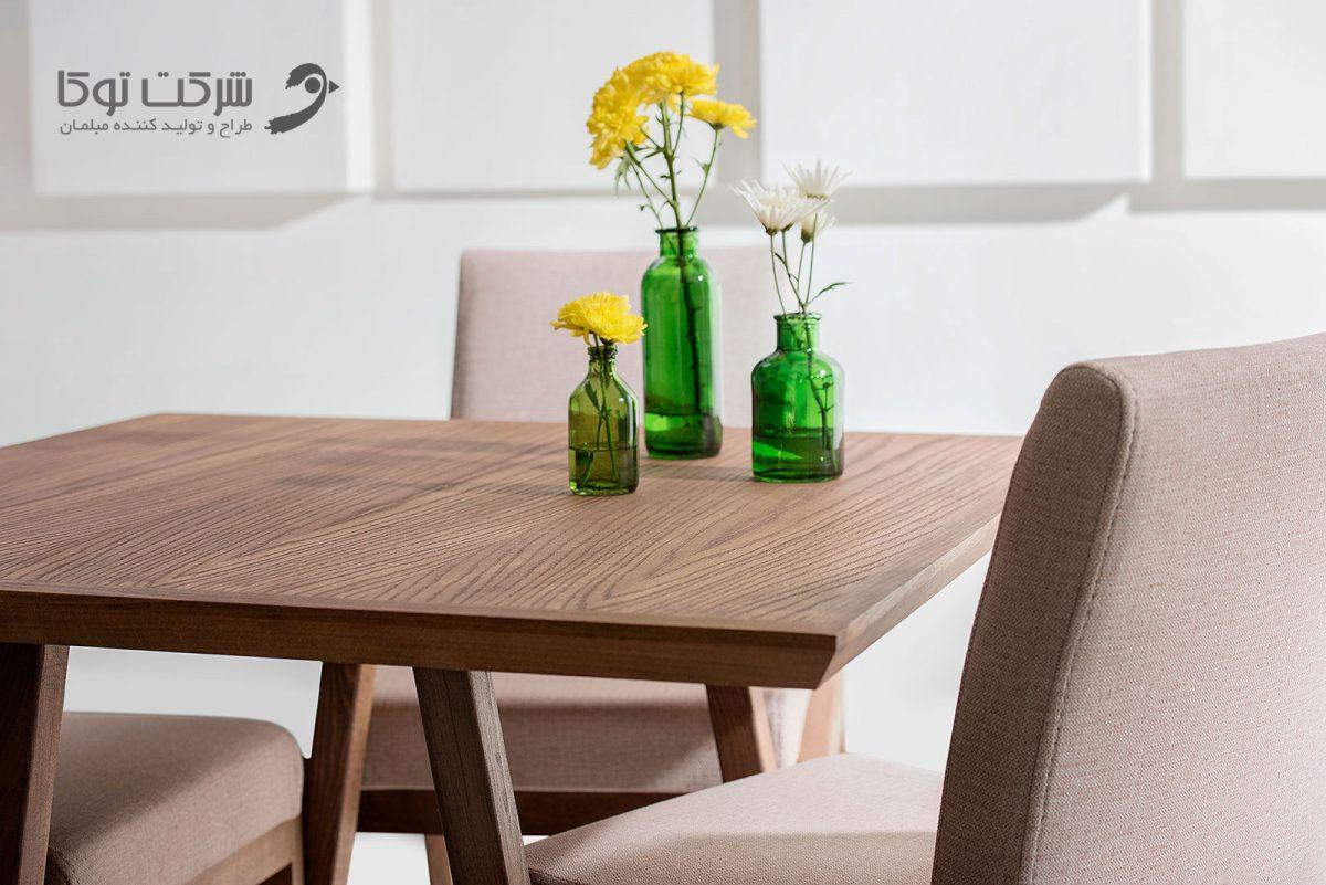 میز ناهارخوری کاوه